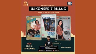 Download Lagu Margie Segers, Rien Djamain, Ermy Kullit &  Rian Ekky Pradipta (HOST) - Konser 7 Ruang mp3