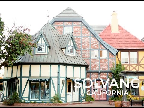 Weekend Getaway in Solvang // Travel Vlog // CALIFORNIA