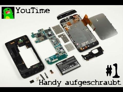 Handy auseinandergeschraubt - LG Optimus L5 (E610) - YouTime