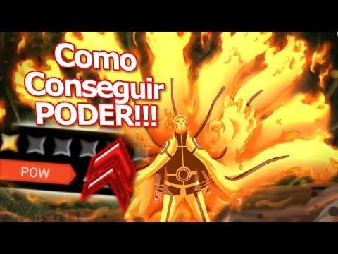 Naruto X Boruto Ninja Voltage: Como ganha PODER!!! Deixando seu ninja forte encante, sintetize e evolua!!! - Omega Play