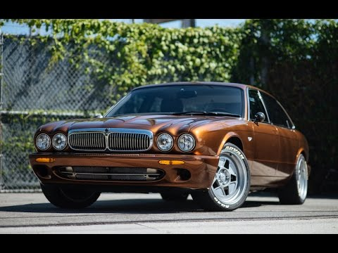 575HP LS3 Swapped Jaguar XJ8L - One Take