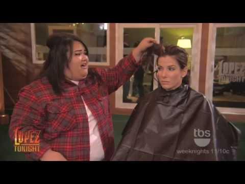 Sandra Bullock Chola Makeover