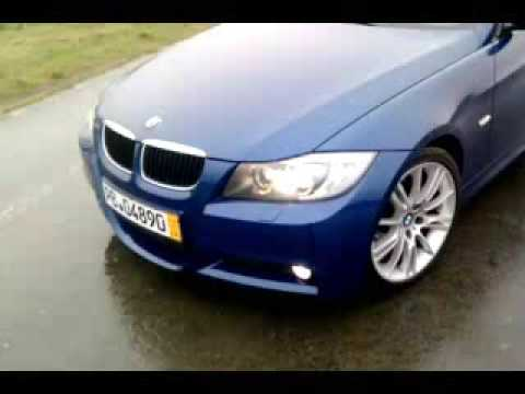 bmw 320d e90 m paket youtube. Black Bedroom Furniture Sets. Home Design Ideas