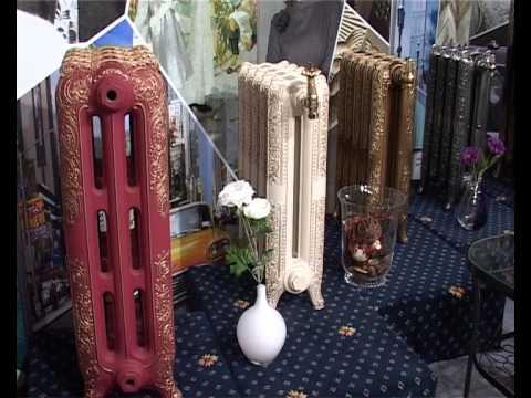 В нашем интернет магазине большой выбор отличных декоративных, трубчатых, чугунных, стальных радиаторов и батарей retrostyle.