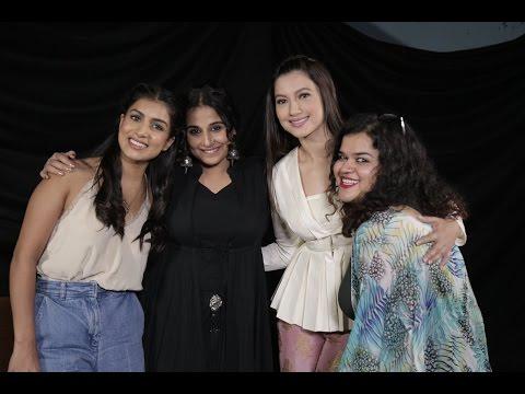 Vidya Balan, Gauahar Khan, Pallavi Sharda | MissMalini Interview | Begum Jaan