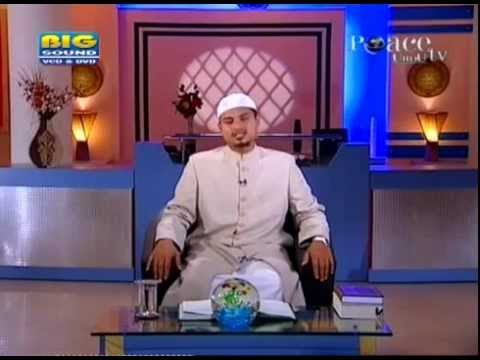 DUA BY SHAIKH SANAULLAH MADANI—PEACE TV (URDU)