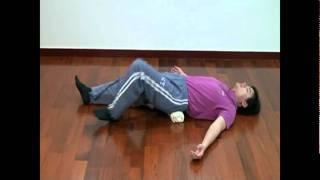 Repeat youtube video 脊椎放鬆整脊法及長短腳調整法.mpg