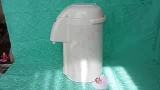 термос Tiger Air Pot (2.2 л) PNM-G220FP - краткий обзор