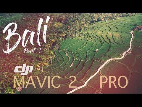DJI Mavic 2 Pro - Bali (Part 1) + 5 FREE LIGHTROOM PRESETS