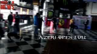 URBAN NEWS : Azeri Open 2012 Breakdance Championship │ 11.03.12