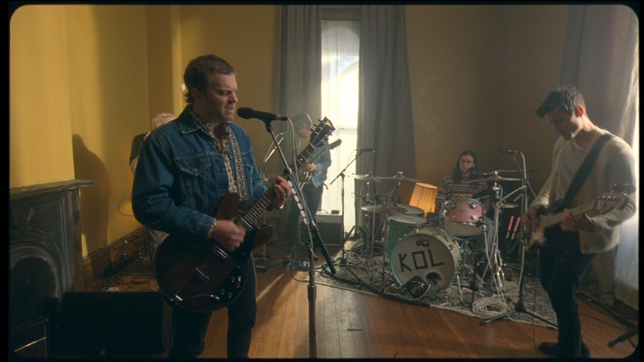 Kings of Leon Rock with 'When You See Yourself'
