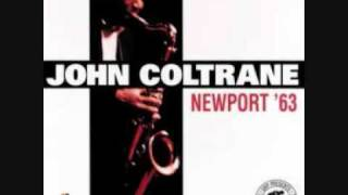 john coltrane-my favorite things-Newport