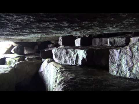Geocaching Devil's Den New Hampshire