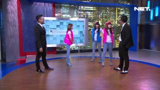 The Comment Ramadhan with Cherrybelle - Comment  Annisa, Christy dan Cheryl