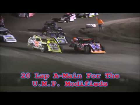 2018 Opening Night At Farmer City  Modifieds