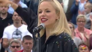 Julia Engelmann - Das Lied (ZDF- Fernsehgarten 02.09.2018)