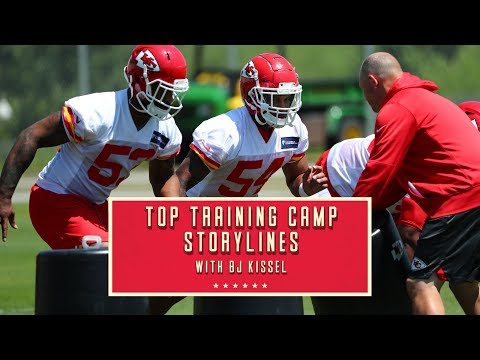 Top Training Camp Storylines: How the ILBs Transition to a New Defensive Scheme