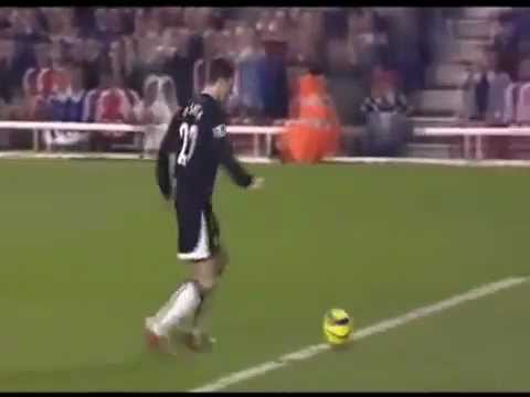John O'Shea goal against Arsenal  (Legendary Celebration)
