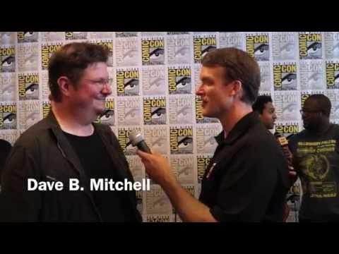 Dave B. Mitchell: Clayface in Batman Unlimited: Monster Mayhem