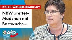 """Sie sagten """"Mädchen"""", es kamen junge Männer – Gabriele Walger-Demolsky (AfD)"""