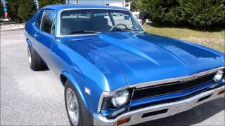 1968 Nova for sale Old Town Automobile in Maryland