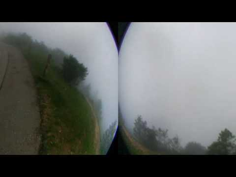 Camping 360 video