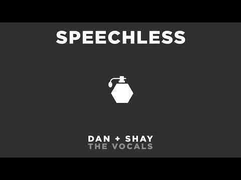 Dan + Shay - Speechless (The Vocals)