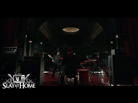 LESSER GLOW Full Performance at Slay At Home | Metal Injection