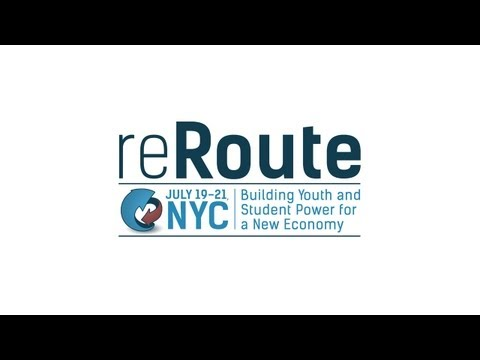 reRoute: Building Political Power for a New Economy: Cross-Sectoral Approaches