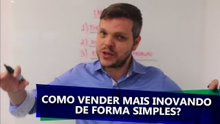 Como vender mais inovando de forma simples? I Eduardo Tegeler I EVD 2