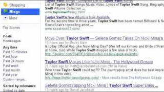 Taylor Swift - Speak Now Album Songs Download Links