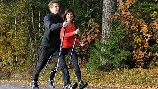 BungyPump - Fitness Walking Poles