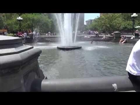 Tisch Fountain - New York 2016