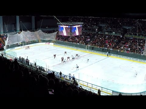 ICE HOCKEY- CANADA Vs USA.... In NEW ZEALAND?