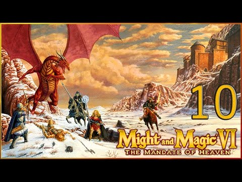 Let's Play MM6: The Mandate of Heaven Ep 10 - Blue remembers something important...