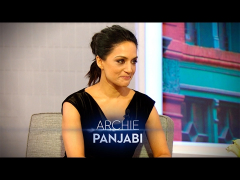 Lennon Stella and Archie Panjabi on TUESDAY!