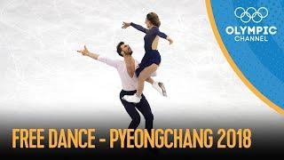 Figure Skating - Ice Dancing - Free Dance  PyeongChang 2018 Replays