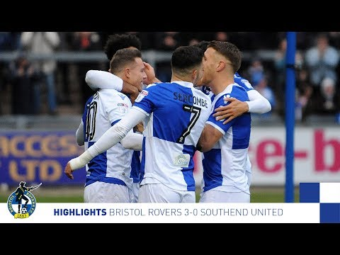 Highlights: Bristol Rovers 3-0 Southend United