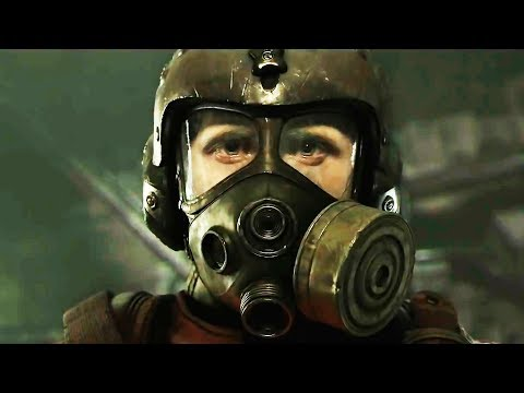 Метро: Исход / Metro: Exodus — Кинематографичный трейлер игры (2019)