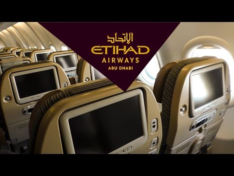 TRIP REPORT | Etihad Airways Coral Economy | A330-200 | Abu