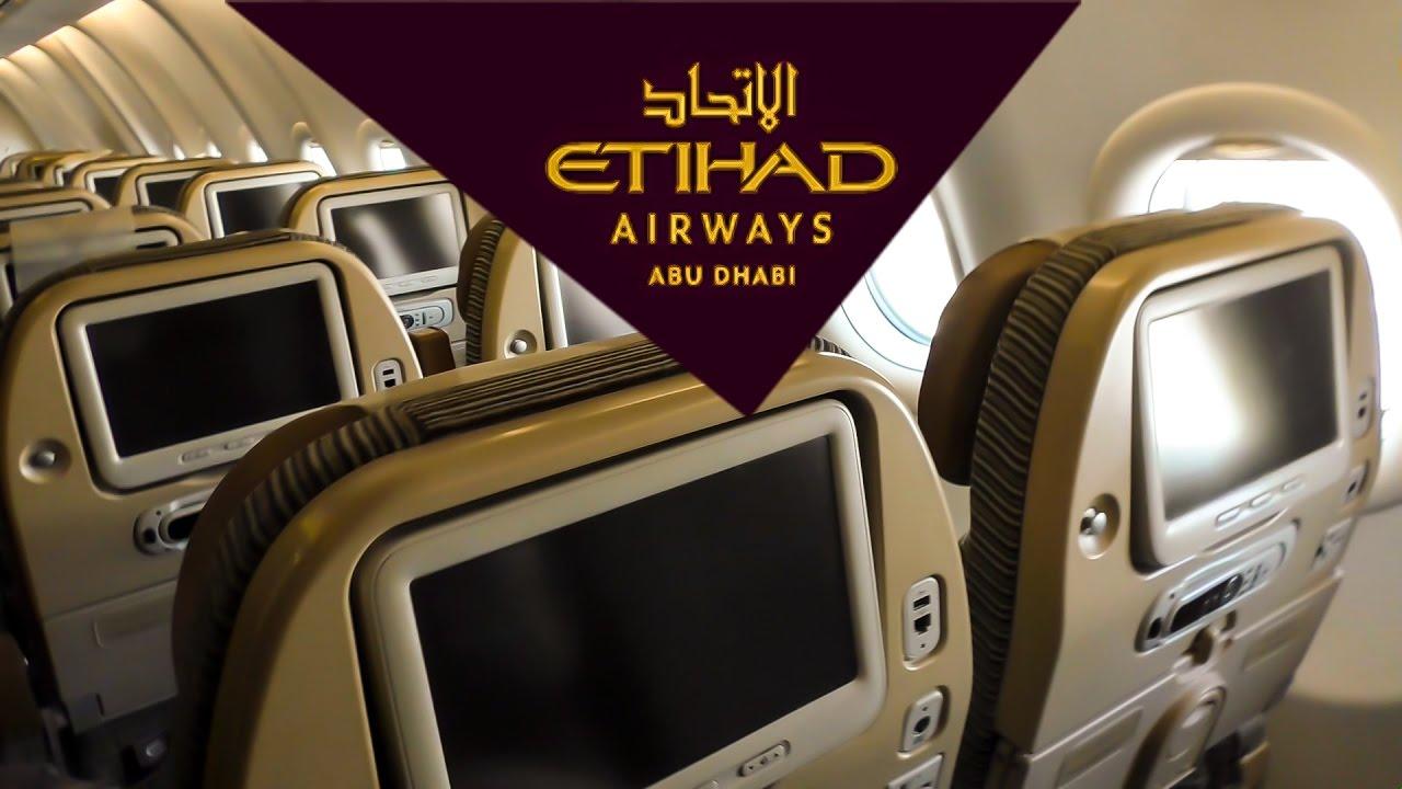 TRIP REPORT | Etihad Airways Coral Economy | A330-200