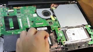 Замена шлейфа ноутбука Asus