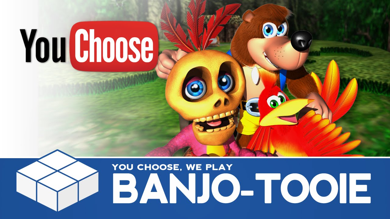 banjo tooie para pc