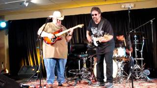 Johnny Hiland - Warm-up Song