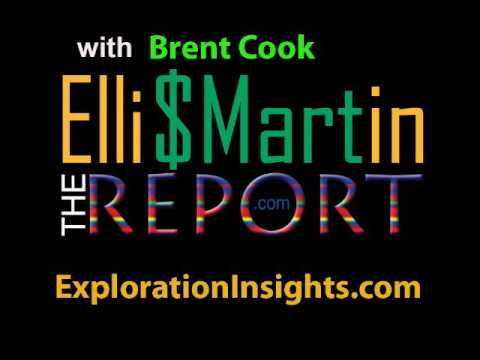 Ellis Martin Report with Exploration Insights' Brent Cook