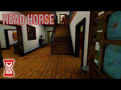 Первый обзор новой игры Лошадиная голова | Head Horse
