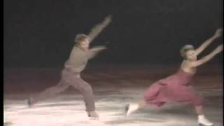 """Missing"" by Torvill & Dean (GBR)"