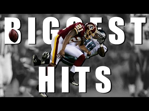 The Biggest Washington Redskins Hits (REMADE)