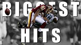 The Biggest Washington Redskins Hits (REMADE)