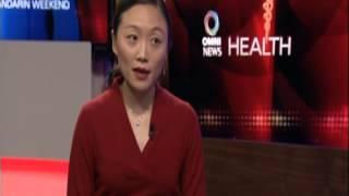 王凌视光眼科医生 老花 和 隐形眼镜 OMNI采访 五月二零一三年